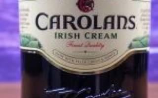 Обзор ирландских ликеров