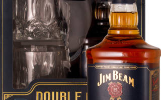 Обзор виски Jim Beam Double Oak