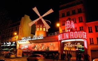 Коктейль Moulin Rouge Мулен Руж