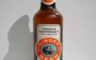 Коктейль Rum and Ginger Beer Золотой имбирный ром