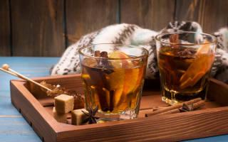 Рецепт безалкогольного грога в домашних условиях
