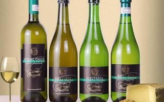 Обзор вина мальвазия