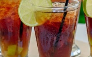 Рецепт приготовления коктейля Куба Либре