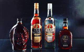 Обзор рома Old Monk (Олд Монк)