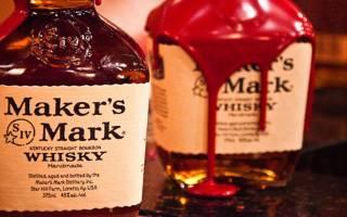 Обзор виски Maker's Mark (Мэйкерс Марк)