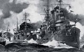 Коктейль Russian-Japanese War Русско-японская война