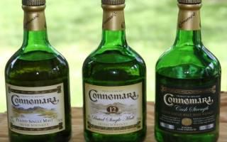Обзор виски Connemara (Коннемара)