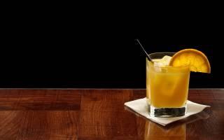 Рецепт приготовления апельсиновой водки в домашних условиях