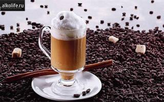 Рецепты кофе с ромом