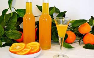 Рецепт приготовления апельсинового ликера в домашних условиях