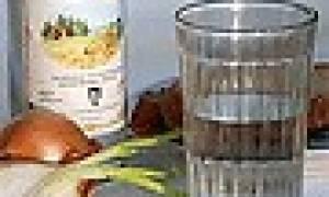 Чем и как можно разбавить водку
