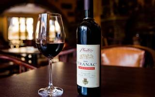 Обзор вина Вранац