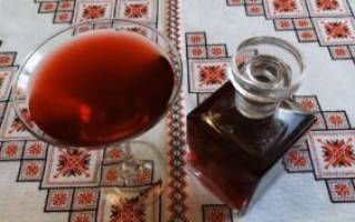 Как приготовить малиновый ликер в домашних условиях