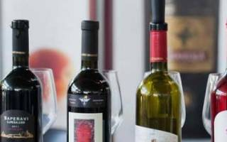 Обзор марочных вин