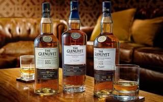 Обзор виски Glenlivet (Гленливет), 12 лет