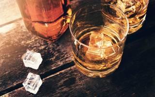 Коктейль Whisky on the Rocks Виски он зе рокс