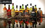 Какие существуют разновидности виски