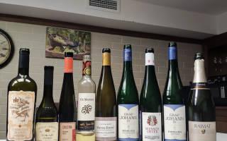 Обзор сладких вин