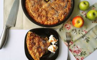 Коктейль Caribbean Apple Pie Карибский яблочный пирог