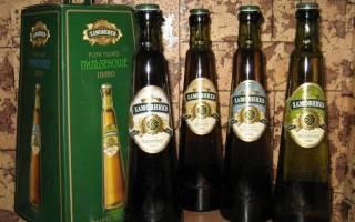Обзор пива Хамовники
