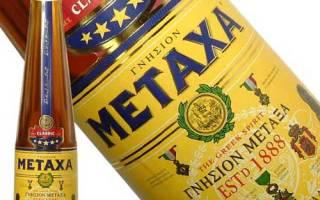 Греческая метакса – это коньяк или бренди