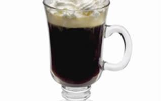 Коктейль Irish Coffee Ирландский кофе