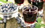 Как приготовить вино из черники в домашних условиях