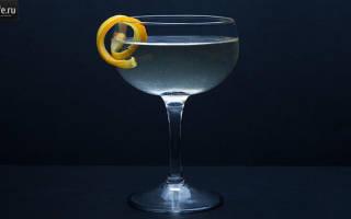 Рецепт приготовления коктейля Веспер