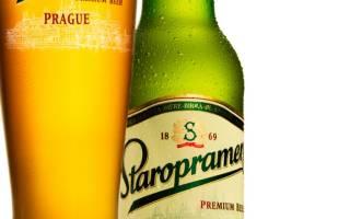 Пиво Старопрамен и его особенности