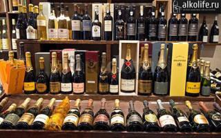 Какие есть виды шампанского