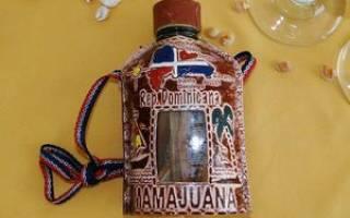 Рецепт приготовления мамахуаны