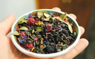 Коктейль Taiga Tea Таежный сбитень