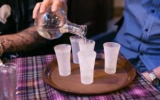 Как проверить водку на качество и подлинность