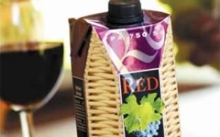 Какие есть вина в коробке