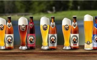 Пиво Францисканер и его особенности