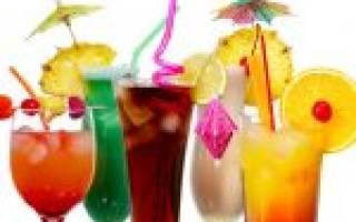 Коктейль Cherry-infused Rum Ром на вишне