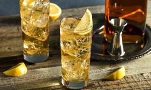 Коктейль Zwack and Soda Цвак с содовой