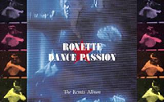 Коктейль Passion Dance Танец страсти