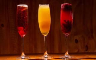 Как сделать коктейль Шампань Коблер по советскому рецепту