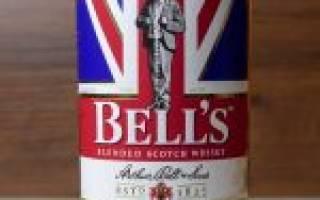 Обзор виски Bell's (Беллс)