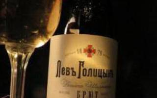 Обзор шампанского Лев Голицын