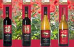 Рейтинг самых сладких вин
