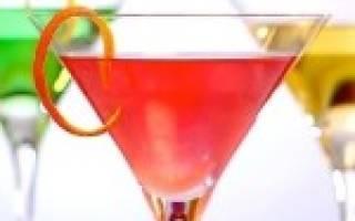 Вкусные коктейли с водкой в домашних условиях: рецепты с фото и видео