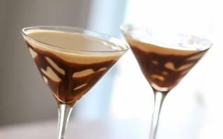 Коктейль Tiramisu Тирамису мартини