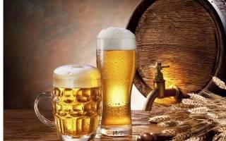 Сколько градусов может быть в пиве