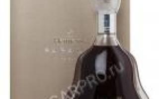 Обзор коньяка Hennessy Paradis (Хеннесси Парадайз)