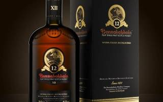 Виски Bunnahabhain (Буннахавэн) и его особенности