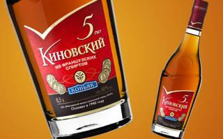 Обзор коньяка Клинков