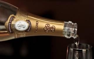 Шампанское Кристалл и его особенности
