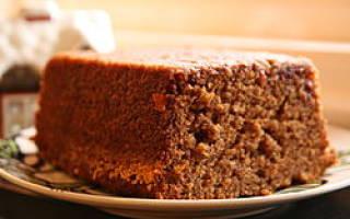 Коктейль Gingerbread Имбирный пряник